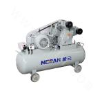 Low pressure air-cooled and belt-driven series air compressor