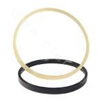 Mud pump  Hydraulic assembly accessory  Seal ring of cylinder cover