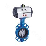 Pneumatic Environmental Protection Butterfly Valve