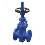 1.6Mpa Single-disc Flat Gate Valve with Diversion Holes