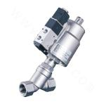 Pneumatic Angle Seat Valve-Solenoid valve