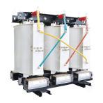 No-encapsulated dry-type distribution transformer
