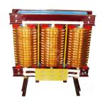 Electric furnace transformer