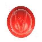 ABS Full-brim Rotary Knob-type V-shaped Helmet