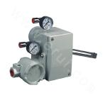 HEP15、 HEP16 Single-Action Electric-Gas Valve Positioner