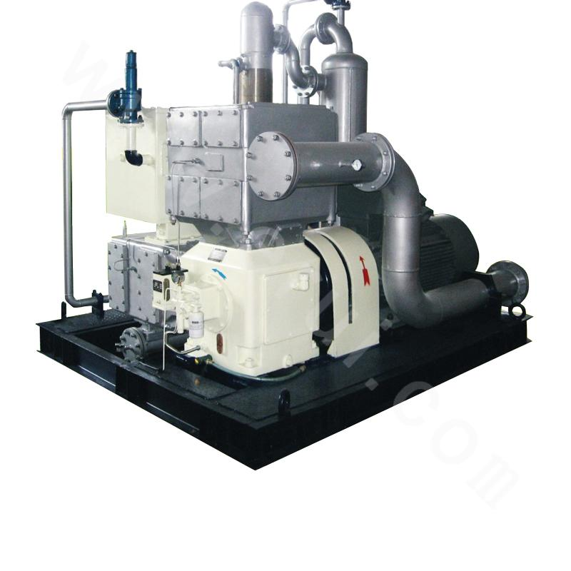 Natural Gas Booster Series