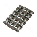 Short pitch roller chain of A series with five rows