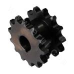 Short pitch roller chain wheel of A series