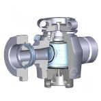 Cylindrical Plug Valve