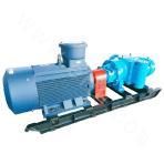 Horizontal Twin-screw Pump