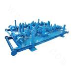 Y-hydraulic Choke Manifold