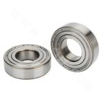 Deep Groove Ball Bearing with a Frame Seal Ring on Either Side
