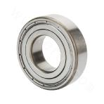 Deep Groove Ball Bearing with Dust Cover and Snap Ring Groove