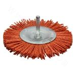Pan-shape Nylon Wire Brush