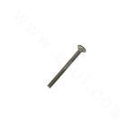 DIN603-A4-80 large half-round head square neck bolt M5-M14
