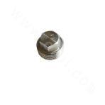 DIN910-A4-80 hexagon head plug screw M10-M39