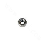 316 US-make thinner nylon lock nut (large)