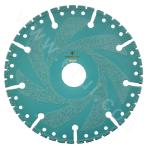 Brazing multi-function saw blade