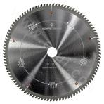 Electronic dividing saw bottom groove saw blade