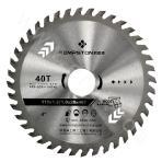 Hard alloy wood circular saw blade