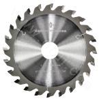 Cutting board saw bottom groove saw blade (single blade)