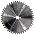 Aluminum profile saw blade