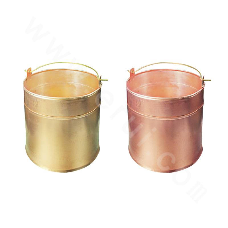 Explosion-proof sealed bucket