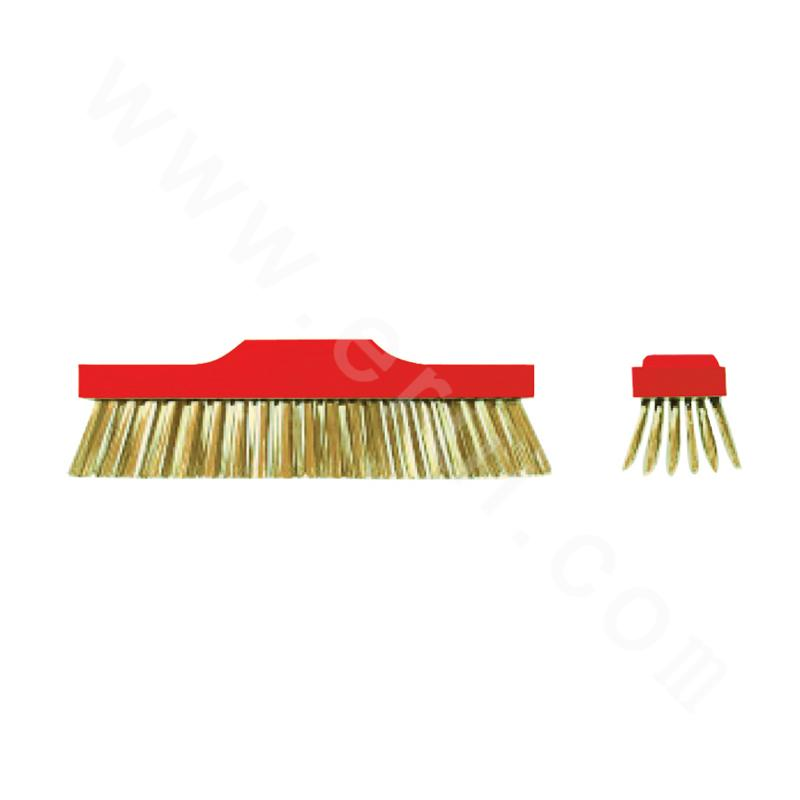 Explosion-proof scrubbing brush
