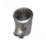 National Standard Stainless Steel II Series Seamless Reducing Tee