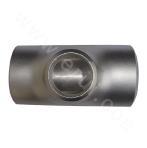 National Standard Stainless Steel II Series Welding Reducing Tee