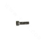 DIN912-316  Hex socket cylinder head screw (knurling)
