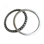 Two-way push ball angular contact ball bearing