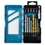 Drill packaged set (15 pieces)