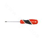 Tricolor handle cross screwdriver