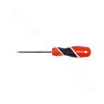 Tricolor handle pozi screwdriver