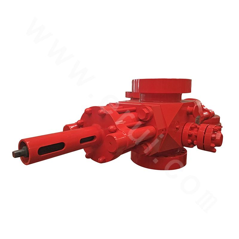 F35-70 S-shaped Single Ram Blowout Preventer