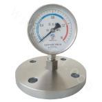 0~16MPa flange-type diaphragm pressure gauge
