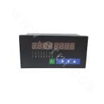 Single-screen digital display adjustment meter