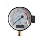 electric resistance far-transmission pressure gauge