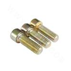 GB70.1-45# Hexagon socket head cap screw - zinc plating-yellow