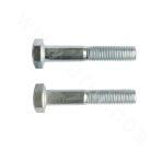 GB5782-Q235B Hex head bolt - zinc plated
