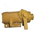 Hydraulic coupling control valve sub-parts