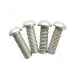 JISB1122-Q235B cross recessed round head self-tapping screw- zinc plated