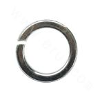 DIN127-65Mn Single Coil Spring Lock Washers - Stainless Steel