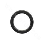 DIN127-65Mn Single Coil Spring Lock Washers - Blackened
