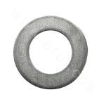 JISB2804-Q235BC Flat Washer - Zinc Plated