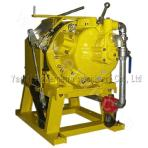 Air Winch with with Large Cable Storage Wire Rope