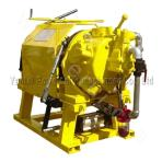 12000lbs Cable Rope Drum Air Winch