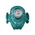 Normal level 0.5 large-diameter oval gear flowmeter