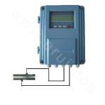Insert-type  electromagnetic flowmeter